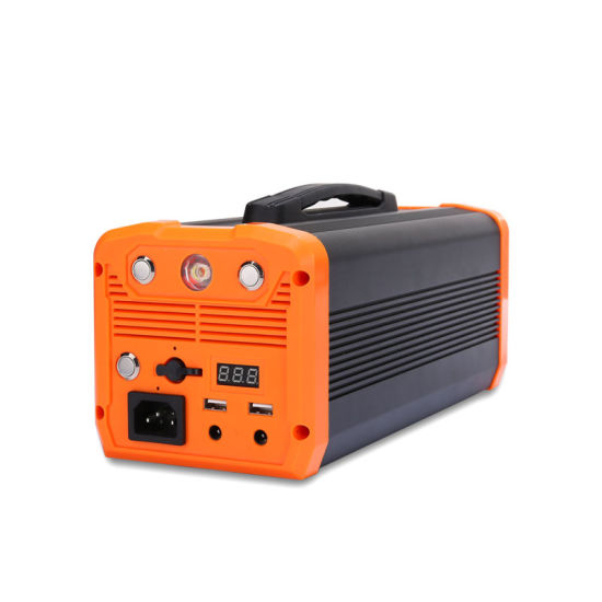 Backup Battery AC DC Uninterrupted Power Supply Lithium Battery 3.7V 115.2ah Mini UPS Portable Power Station