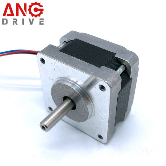 Step Stepping Hybrid Electric Stepper Motor for KN95 Mask Making Machine