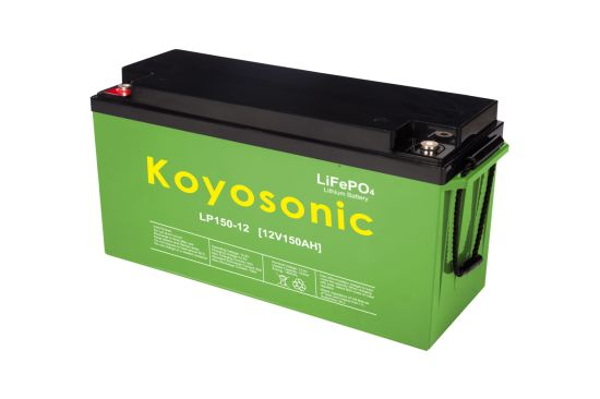 12V Lithium Iron Battery 12V 150ah Lithium Cell for off Grid