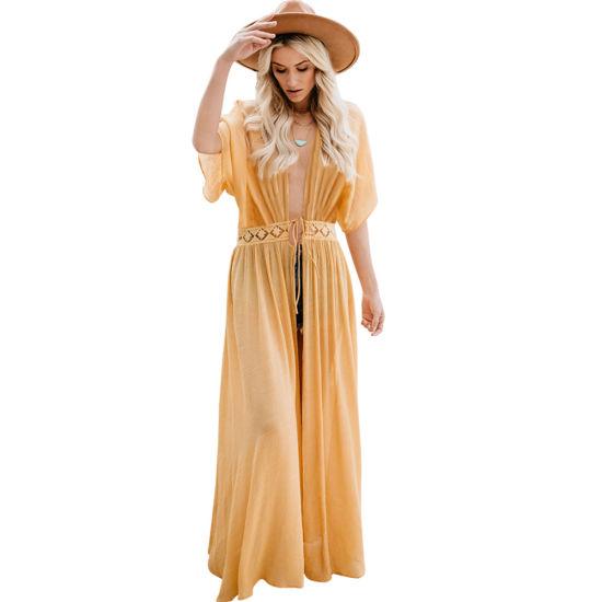 Lace Dress Amazon Cardigan Beach Skirt Casual Dress Women Clothes