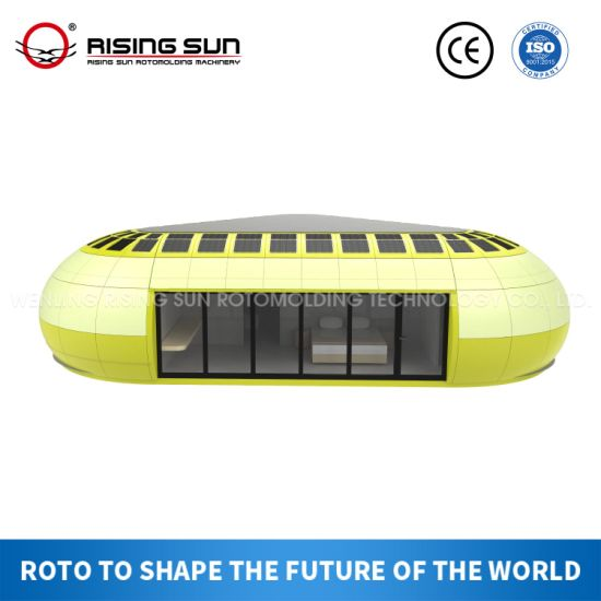 Best Selling Free Design Plastic Long Use Life Prefabricated House