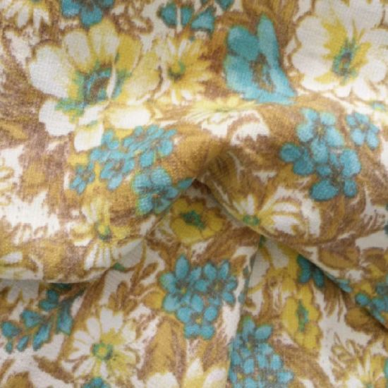 Newest Custom Logo Digital Printed Fabric Textured 100% Polyester Silk Satin Fabric Digital Printing Fabrics Textiles for Shirt