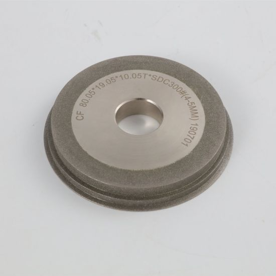 Customized Diamond Saw Blade Grinding Wheel