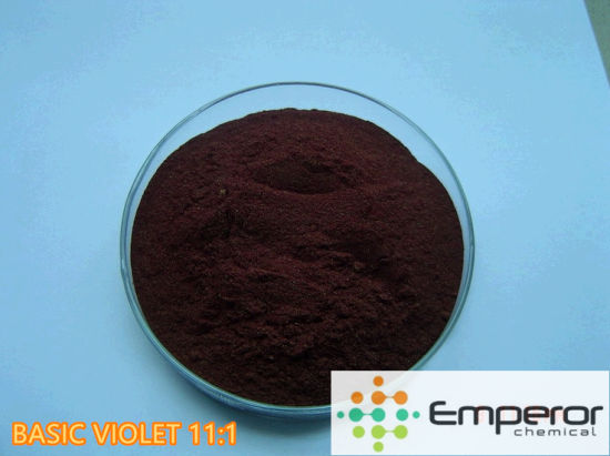 Basic Vioet Dye 11: 1 Basonyl Red 560