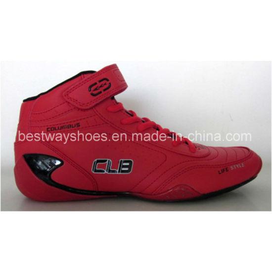 High-Top Men Basketball Sneaker Running Sports Shoes