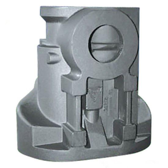 OEM Service Grey Iron Parts with CNC Machining