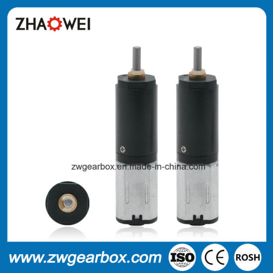 10mm High Torque Low Rpm Planetary DC Motor with Gearbox pictures & photos