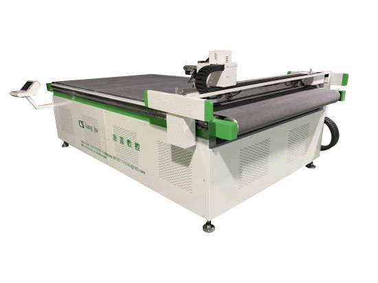 Supplying The Cutter Made-in-China Leather Cutting Machine