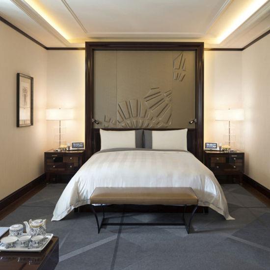 Luxury King Size Bed Furniture Design
