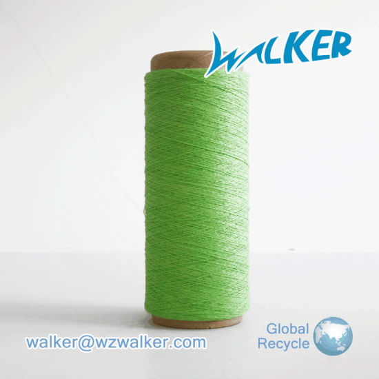 Recycled Cotton Rope Yarn OE CVC Single/Double Carded Cotton Yarn for Weaving Rope