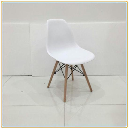 Terrific Masterpiece Chair Natural Wood Legs Eiffel Dining Chair Dailytribune Chair Design For Home Dailytribuneorg