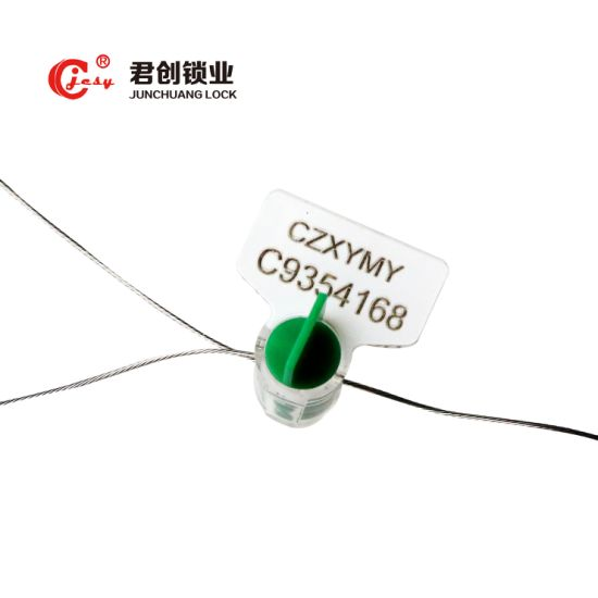 Jcms008 Best Price Security Green Electric Meter Seal