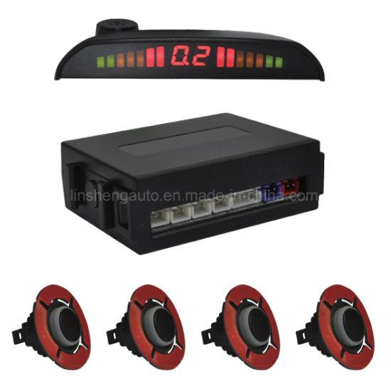 LED Display for Pick up Easy Install Parking Sensor