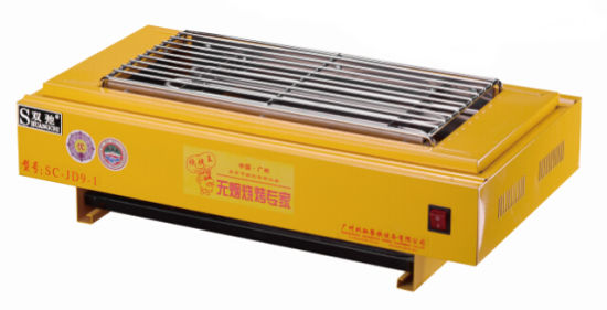 Power 2.4kw Newest Design Excellent Quality Electric BBQ Grill for Sale pictures & photos