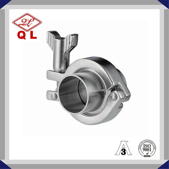 3A SMS DIN Sanitary Stainless Steel Food Grade Welded Clamped Pipe Fittings pictures & photos