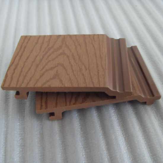 Low Price Wood Plastic Outdoor Wall Panels