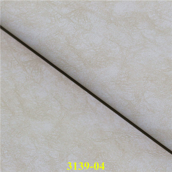 China 3139-Matte Frosted Synthetic PU Material Leather for Footwear