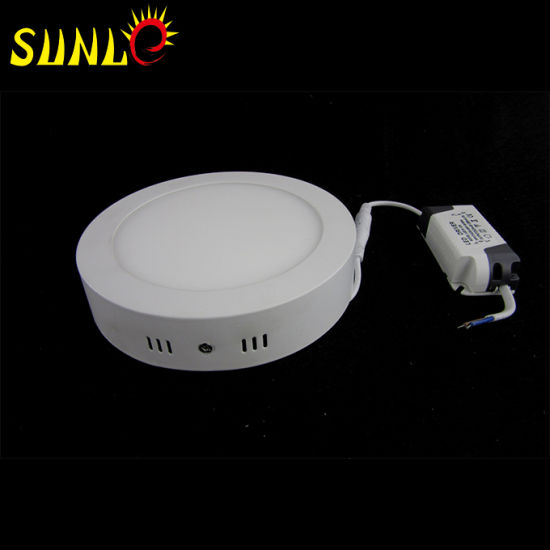 Suface-Type Round LED Light Wall Panels 12W Price (FD-MZOO12) pictures & photos