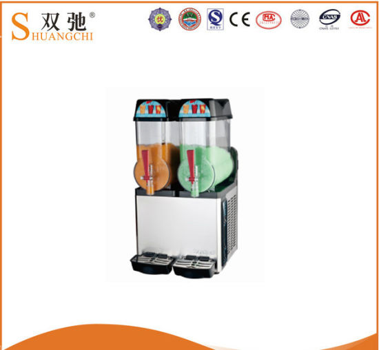 Popular Wholesale Sluch Machine 2 Barrel From China Brand pictures & photos
