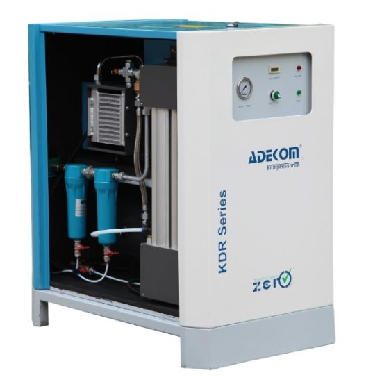 Rotary Scroll Air Oil Free Medical Laboratory Compressor (KDR2208)