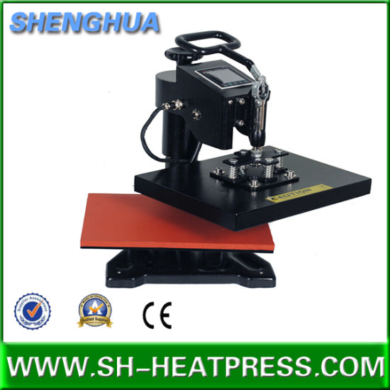 945077f65 Cheap Price Mini Desktop Logo Printing Machine of Heat Transfer Presses  Cy-S2 pictures &