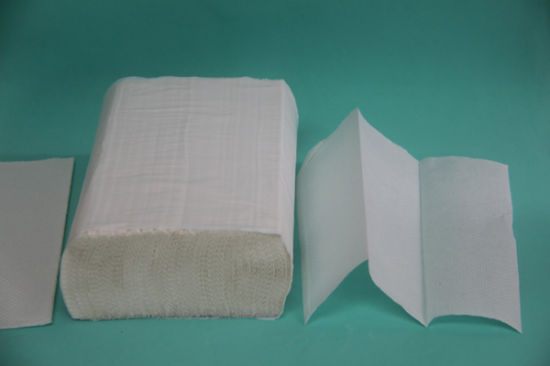 Multifold Hand Paper Towel 1ply St-200V pictures & photos