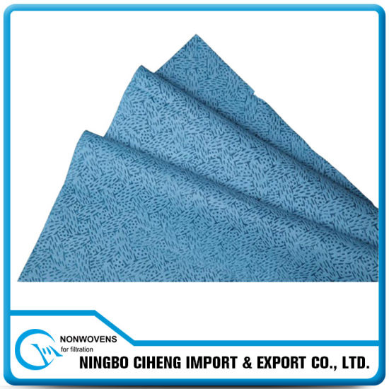 Melt Blown Industrial OEM Non Woven Cleaning Cloth