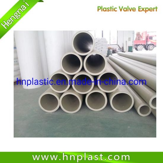 Plastic PVDF Pipe by DIN Pn16