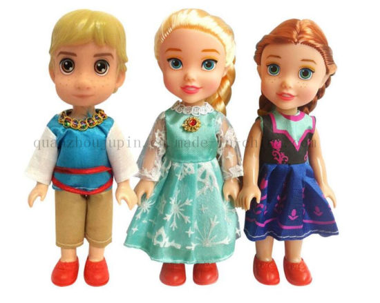 Custom Hot Sale Promotional Kids Children Plastic Figure Doll Toy pictures & photos