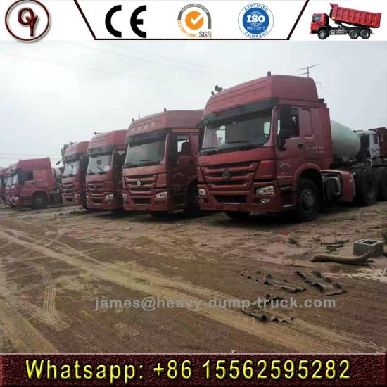 Used Sinotruck HOWO Tractor Head Tractor Truck for Sale