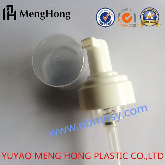 Plastic Cosmetic Package Factory 42mm Foam Pump