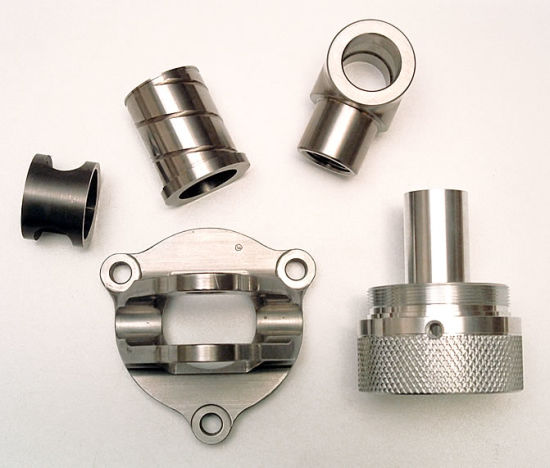 OEM Metal Machining CNC Parts Manufacturer pictures & photos