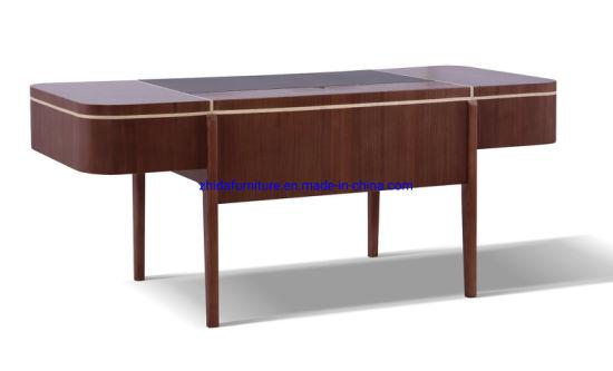 Modern Bedroom Furniture Wooden Writing Dressing Table Dresser