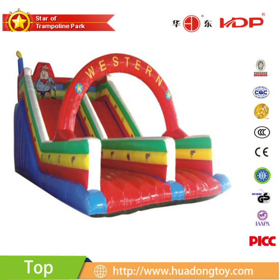 Anti-Fade Inflatable Amusement Park Hot Selling for Outdoor