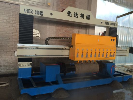 Apm-350-2000-10 for Stone Processing Arc Slab Polishing Machine pictures & photos