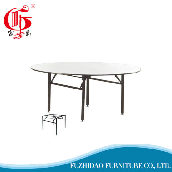 2017 Cheap Wooden Folding Dining Table with Chair pictures & photos