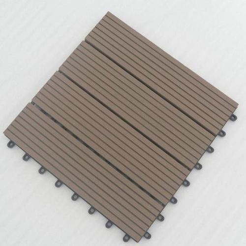 Exterior WPC Decking From Gold Supplier pictures & photos
