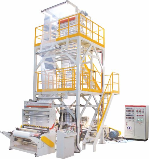 HDPE Monolayer Film Blowing Machine for Shopping Bag