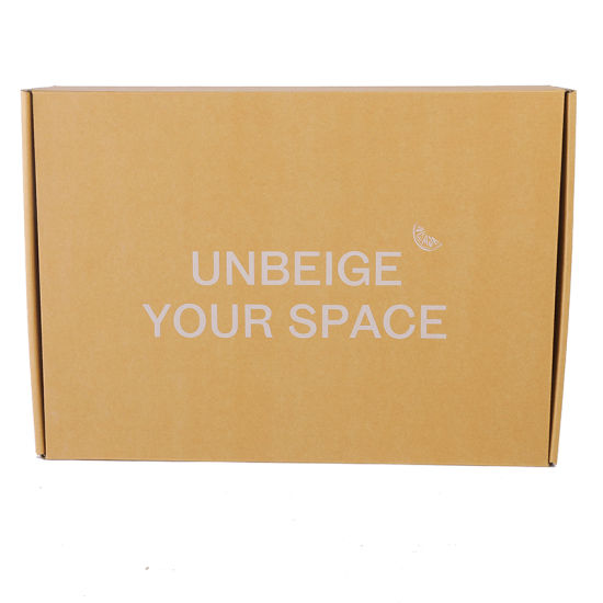 Tuck Top Corrugated Box Brown Kraft Mailing Boxes Colorful Packaging Box