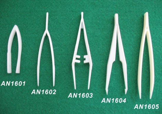 12.5cm 13cm 15cm 19cm Disposable Tweezer pictures & photos