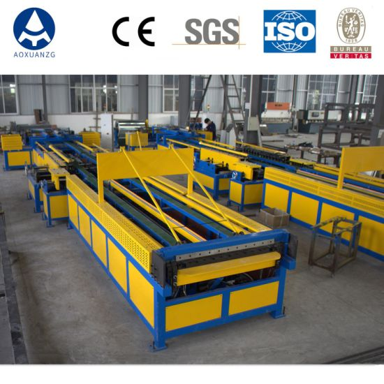 Rectangular Air Duct Forming Machine for Sale