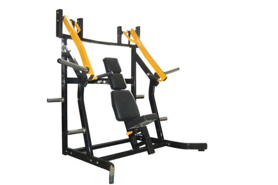 Body Building Fitness/Gym Equipment for ISO-Lateral Incline Chest Press (HS-1008) pictures & photos