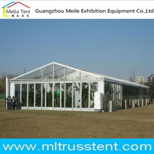 12X30m Luxury Aluminum Frame Big Transparent Events Tent pictures & photos