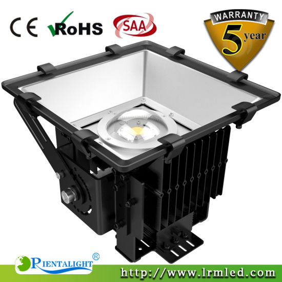 Manufacturer High Mast Shipyard Wharf Light 300W LED Floodlight pictures & photos