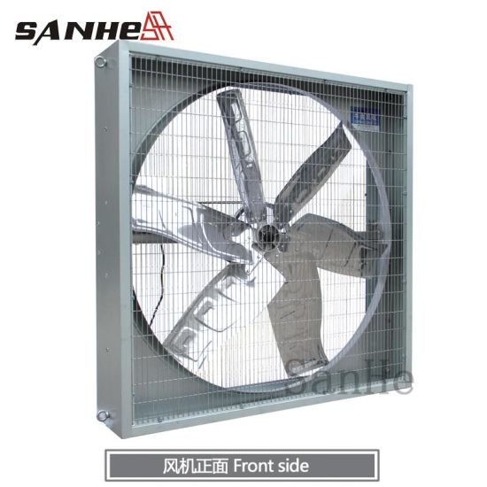 China Exhaust Fan Without Shutters for Poultry/ Greenhouse