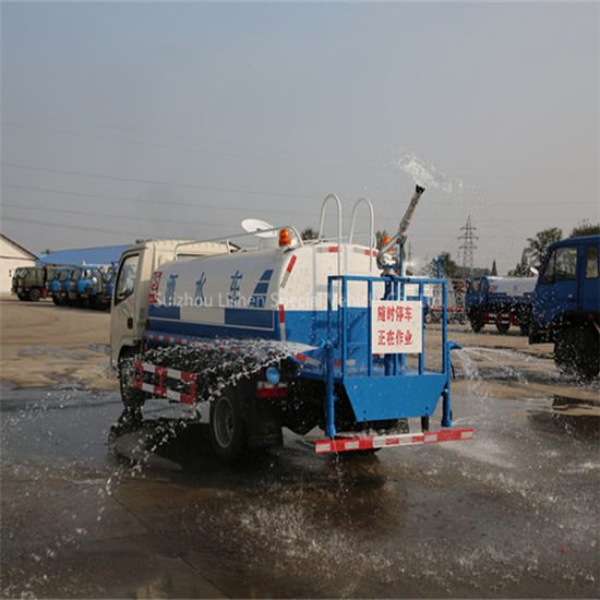 2-Axle 7000 Liters Water Truck pictures & photos