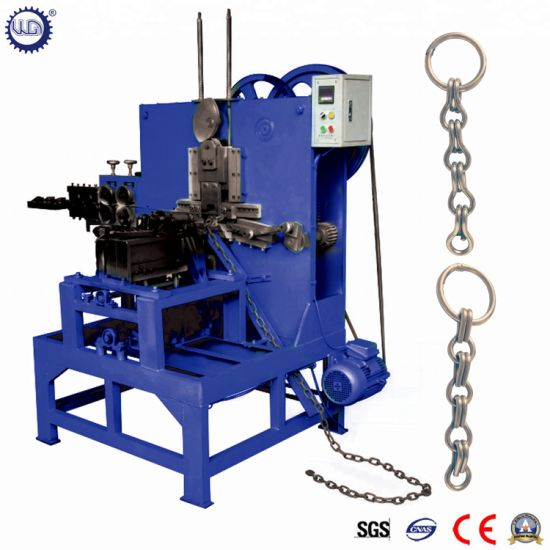 Automatic Mechanical Steel Wire Chandelier Chain Making Machine