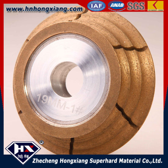 Stable Quality 3og Diamond Grinding Wheel for CNC Machine pictures & photos