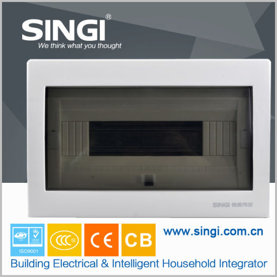 Electrical MCB Distribution Box for Home