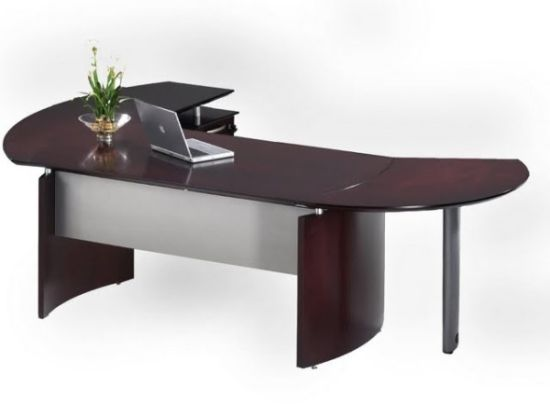 Merveilleux Half Round Executive Table, Manager Office Table, Office Furniture